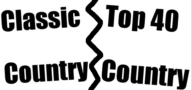 Classic & Contemporary Country Could Go Separate Ways