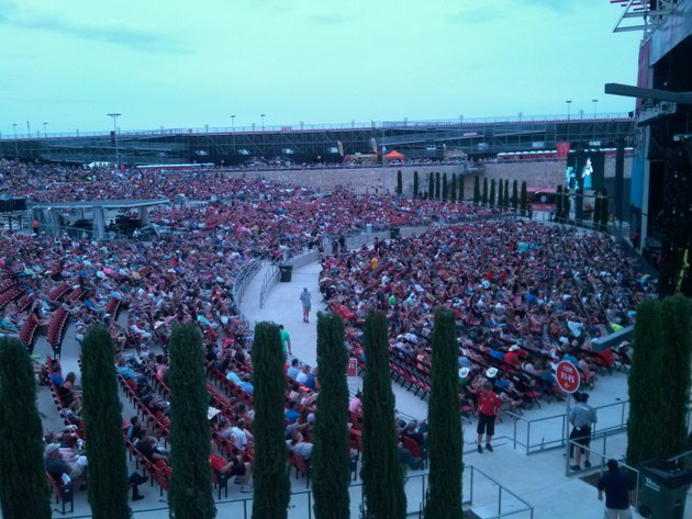 Red Fest Amphitheater