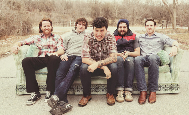 "American Aquarium Named ""Most Active"" Act of 2014 by Bandsintown"