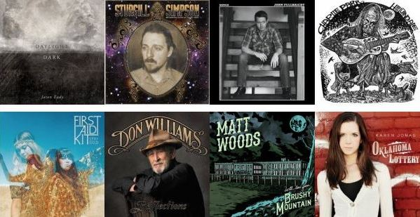 Saving Country Music's Best Albums of 2014 So Far