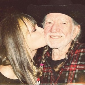 Willie Nelson & Kacey Musgraves To Record Together