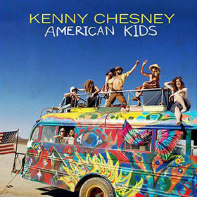 "Song Review – Kenny Chesney's ""American Kids"""