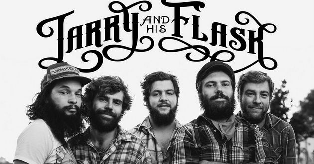 Larry & His Flask Have Van & Gear Stolen – UPDATED