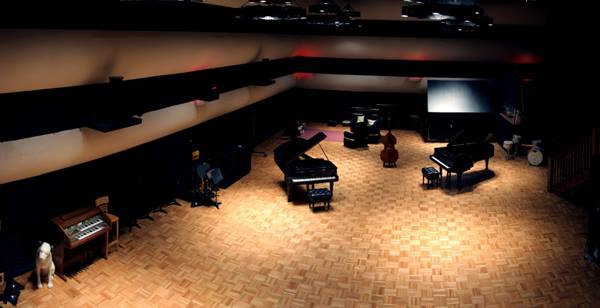 Ben Folds Is Trying to Save Nashville's Historic Studio 'A'