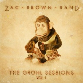 "Review – Zac Brown Band's ""The Grohl Sessions Vol. 1"""