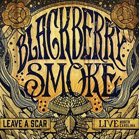 "Blackberry Smoke ""Leave A Scar"" On North Carolina"