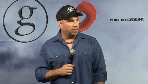 "Garth Brooks: ""Our Job Is To Fly The Flag of Country Music"""