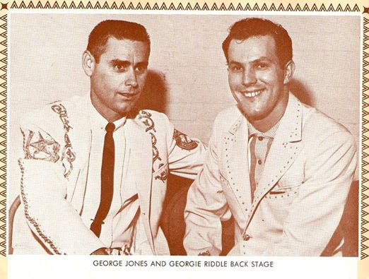 Legendary Performer & Songwriter George Riddle Has Passed Away