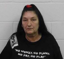 mamie-white-arrested-mug-shot