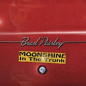 "Album Review – Brad Paisley's ""Moonshine In The Trunk"""