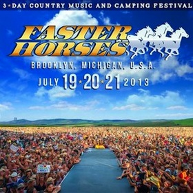 Gang Rape Reported At Michigan's Faster Horses Festival