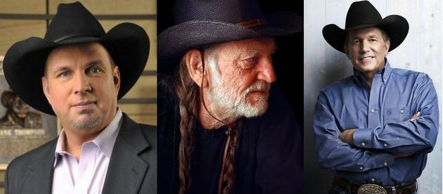garth-brooks-george-strait-willie-nelson