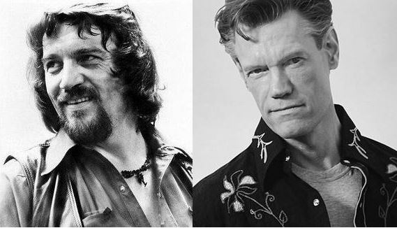 "Randy Travis Covers Waylon's ""Only Daddy That'll Walk The Line"""