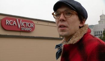 """Country Roads"" Documentary Features Justin Townes Earle"