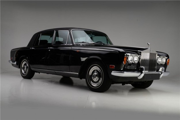 Johnny Cash's Black Rolls-Royce Up For Sale