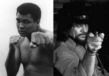 Muhammad Ali's Remarkable Friendship with Waylon Jennings