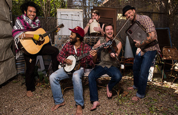 The Whiskey Shivers Shine in New Self-Titled LP