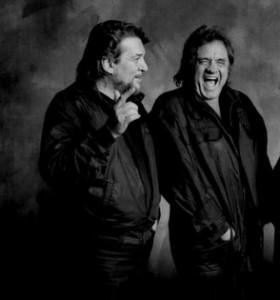 The Highwaymen formed in 1985