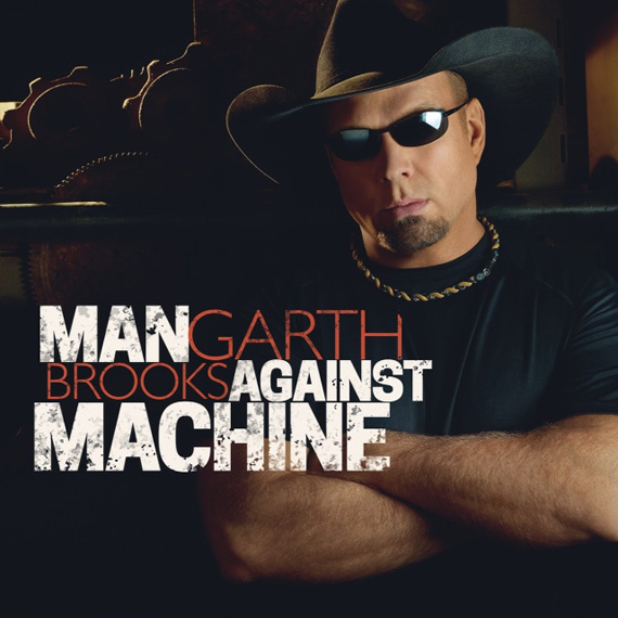 "Album Review – Garth Brooks' ""Man Against Machine"""