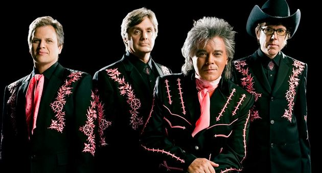 Why Does Marty Stuart Wear So Many Scarves?