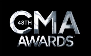 "Logo for ""The 48th Annual CMA Awards"""