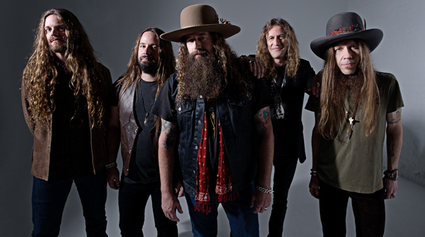 "Blackberry Smoke Readies New Album ""Like An Arrow"""