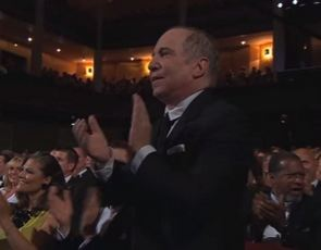 Paul Simon at the Polar Music Awards