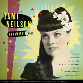 "Tami Neilson Positively Dazzles with New ""Dynamite!"" Album"