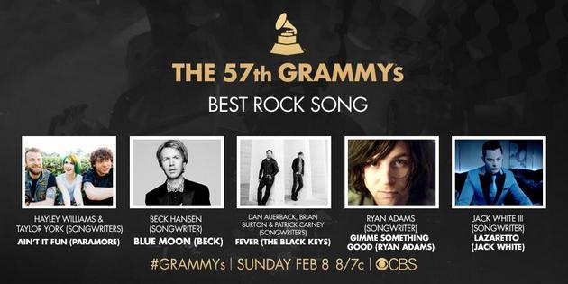 best-rock-song-grammy-2014
