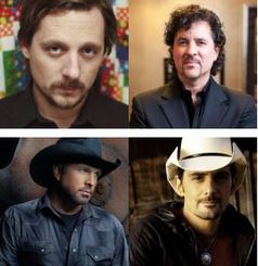 Country Music's Biggest Winners & Losers in 2014