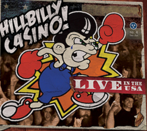 Hillbilly Casino's Geoff Firebaugh Talks Live Album & Lower Broadway