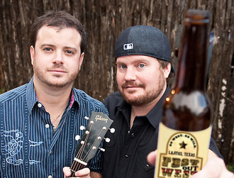"Wade Bowen & Randy Rogers to Release ""Hold My Beer"""
