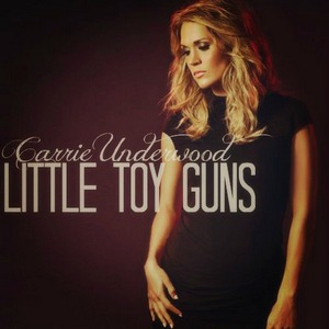 "Song Review – Carrie Underwood's ""Little Toy Guns"""