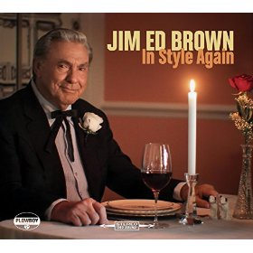 "Jim Ed Brown is ""In Style Again"" with New Solo Record"