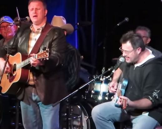Vince Gill & the Time Jumpers Give Special Moment to Joe Hannigan