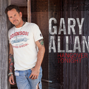 "Gary Allan Finds His Big Sellout Moment with ""Hangover Tonight"""
