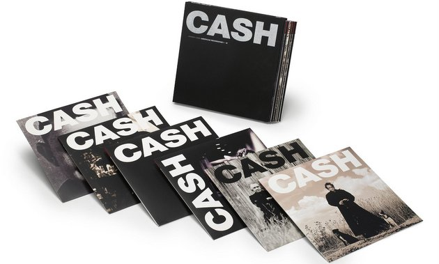Johnny Cash American Recordings to be Released in Vinyl Box Set