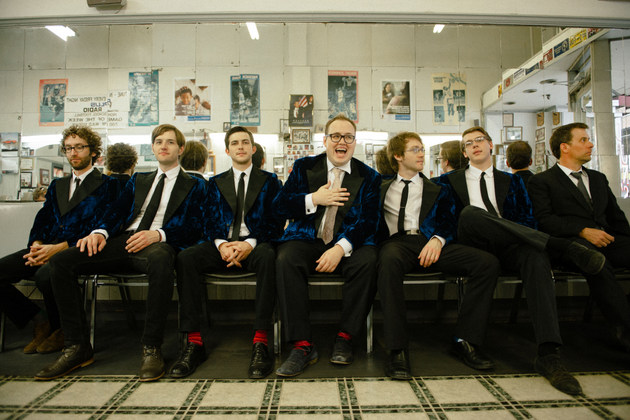 "St. Paul & The Broken Bones Get Into ""50 Shades of Grey"" By Accident"