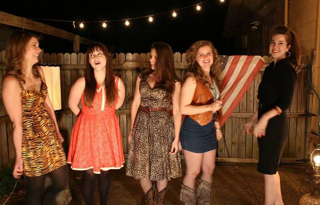 "Female Supergroup ""The Local Memories"" Forms in Nashville"