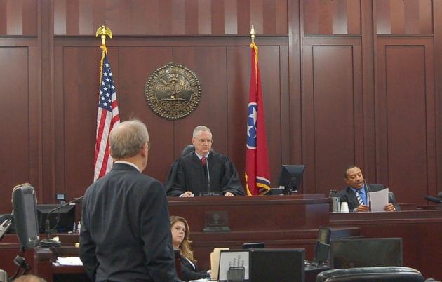 Prosecution Calls Lead Detective in the Wayne Mills Murder Trial (#7)