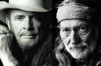 "Willie Nelson & Merle Haggard to Release ""Django & Jimmie"" Album"