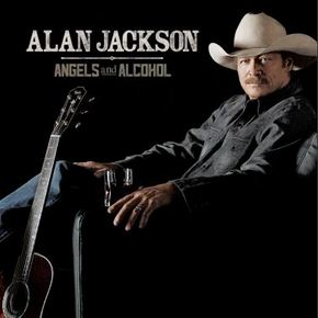 "New Alan Jackson Album ""Angels & Alcohol"" Coming"