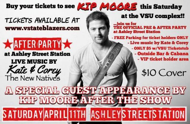 Kip Moore Reneges On Contracted Appearance, Angers Fans