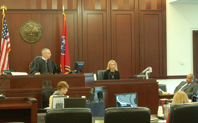 Wayne Mills' Widow & Son Address the Court