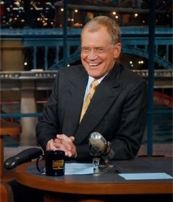Letterman Books Country Greats for Final Shows