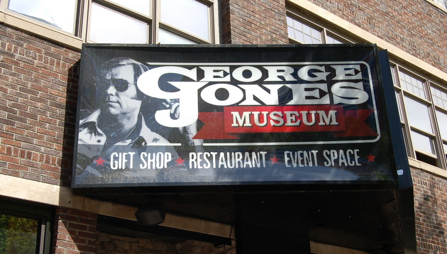 George Jones Museum, Naming, & Likeness Rights Sold to Branding Company