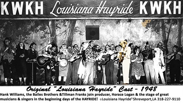 After 55 Years The Louisiana Hayride Is Coming Back