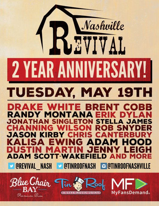 The Revival Celebrates Two Years of Bringing Real Songs to Music Row