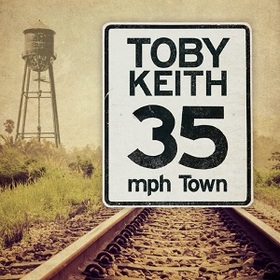 "Album Review – Toby Keith's ""35 MPH Town"""