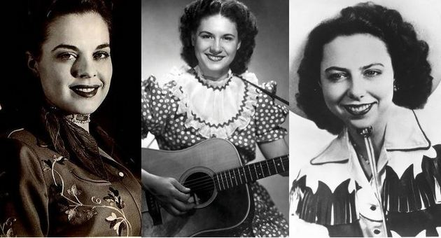 Starry Eyes & Honky Tonk Angels: How Women Originally Won Equality in Country Music